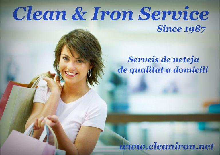 Franquicias Clean & Iron Service, Servicios a domicilio Descripción del negocio La franquicia Clean & Iron ofrece a los emprendedores un negocio que funciona en el sector de la limpieza a domicilio, por muy poco dinero y con una gran trayectoria y experiencia de la central. El sector de la limpieza es uno de los más activos en España pero curiosamente, es uno de los menos conocidos entre los emprendedores, llegando a no recibir la valoración que merecen sus cifras de negocio. La franquicia Clean & Iron es un negocio barato, fácil para emprender En Clean & Iron Service ofrecemos grandes oportunidades para los emprendedores que quieran apostar por este sector y quieran enfocar el negocio con profesionalidad. La marca está implantada con éxito en diversas ciudades españolas y concederemos nuevas licencias en España. Por qué franquiciar con Clean & Iron Porque desde el año 1997 somos especialistas y profesionales de la limpieza y plancha a domicilio. El apoyo y asesoramiento constante de la Central de Clean & Iron a sus franquiciados es una de las claves para el buen funcionamiento de cada una de las unidades. La formación específica para cada nuevo franquiciado y los cursos anuales para su plantilla tienen como objetivo promover la orientación al cliente bajo los valores de nuestra empresa: calidad, transparencia, confianza. Estos valores y nuestra dedicación a dar buen servicio, hacen de nuestros clientes los mejores embajadores de la marca. Ventajas de la Franquicia Clean & Iron Service ofrece ante todo calidad en el servicio al nuevo franquiciado y dedicación exclusiva en cada apertura nueva. Nuestro equipo de trabajo de franquicias prepara con meticulosidad todos los detalles de las agencias: el curso de formación del franquiciado, los reciclajes de sus operarias, con el objetivo de contribuir al éxito de todas las agencias. Nuestros servicios son cada día más demandados y nuestras agencias están altamente satisfechas con la marca. La Central franquiciadora La Cent